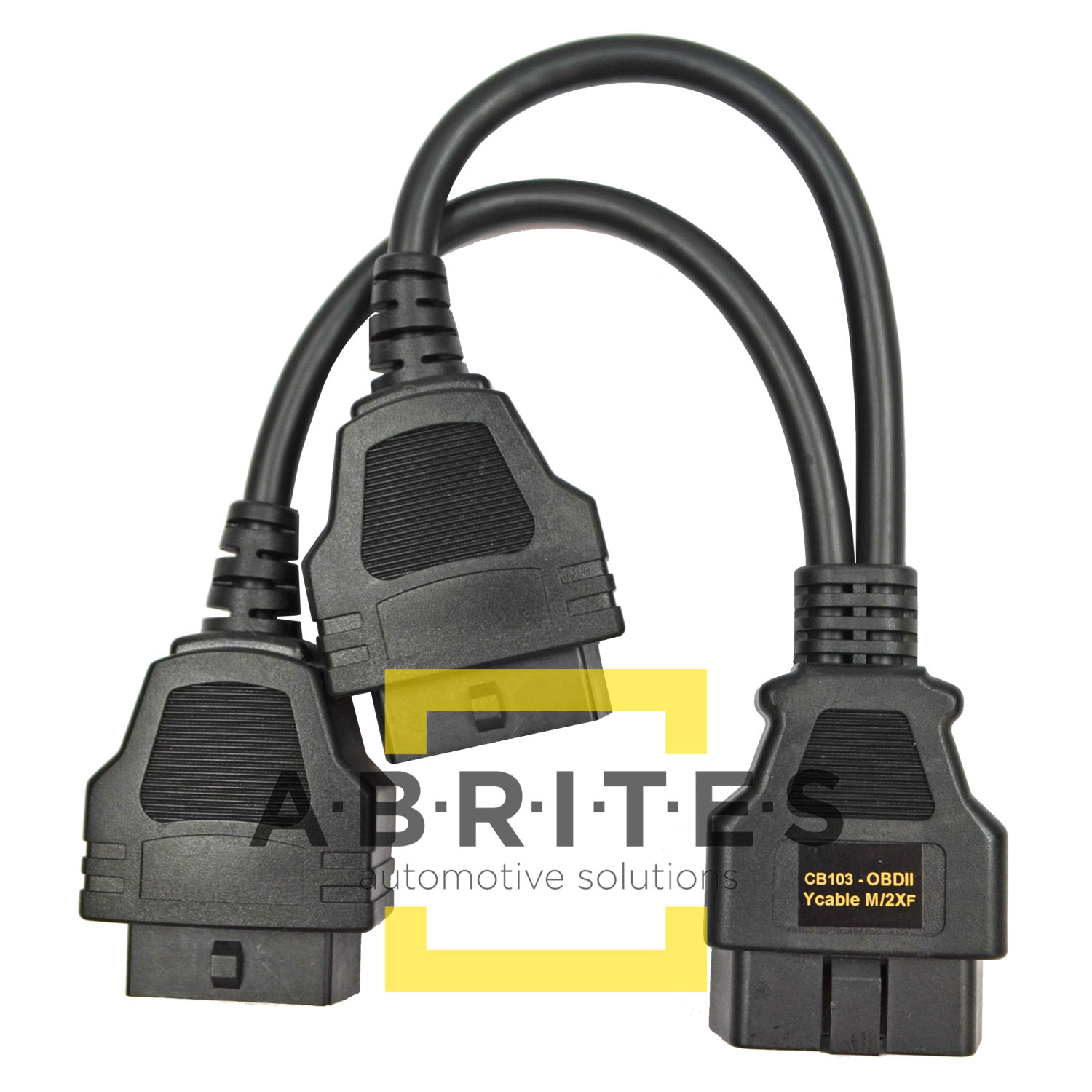 OBDII Y cable M/2xF<br/>